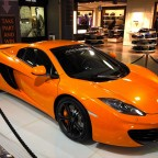 McLaren 12C Luxus-Sportwagen
